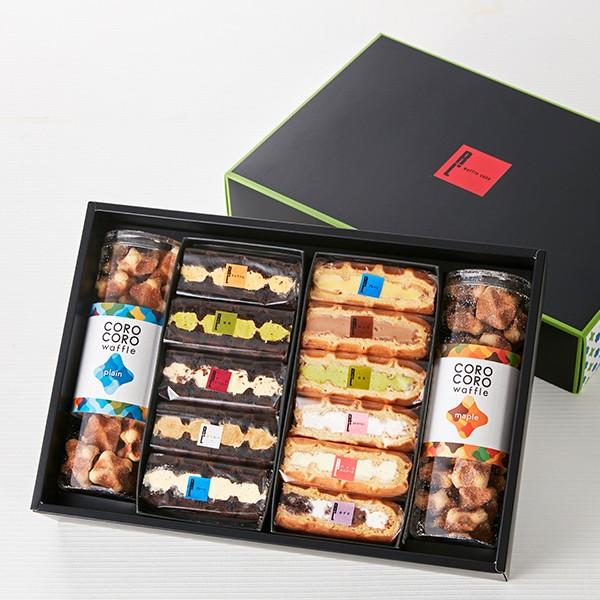 ギフト ワッフル ケーキ スイーツ セット 送料込み お取り寄せ スイーツ 神戸 ギフト 洋菓子 焼き菓子 詰合せ のし対応可 R.L