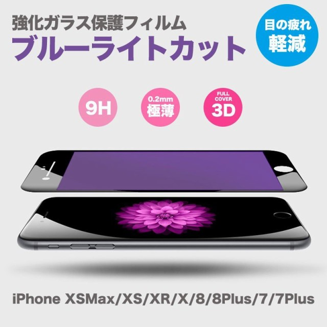 強化ガラスフィルム iPhone XR iPhone XS Max iPh...