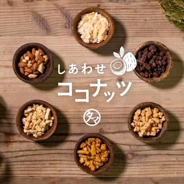 【送料無料】しあわせココナッツ(選べる6種類)サ...