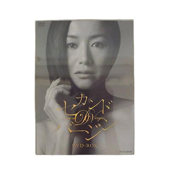 超美品 セカンドバージン DVD-BOX 鈴木京香 N...