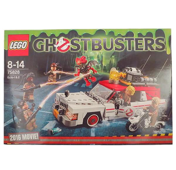 新品 LEGO レゴ ゴーストバスターズ 75828 未開...