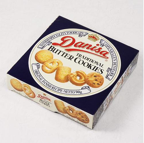 ダニサバタークッキー 90g【12個セット】