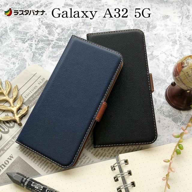 ラスタバナナ Galaxy A32 5G ケース カバー 手帳...