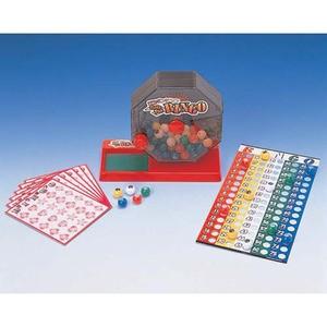 BINGOビンゴゲーム【ガラポンビンゴ】メガハウス