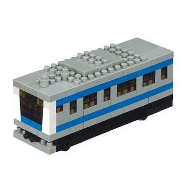nano block ナノブロック【nGT-022 E233系京浜東...