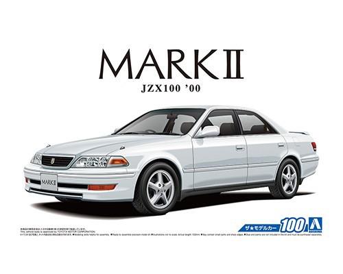 自動車プラモデル 1/24 ザ・モデルカー 【No.100 ...