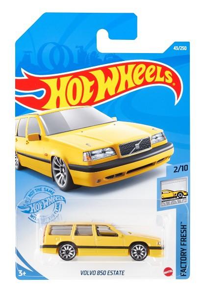 ホットウィール(Hot Wheels)【ボルボ 850 エステ...