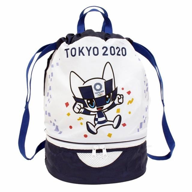 東京2020 オリンピック マスコット【2WAYボンサッ...
