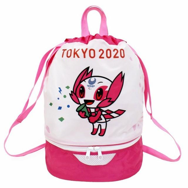 東京2020 パラリンピック マスコット【2WAYボンサ...