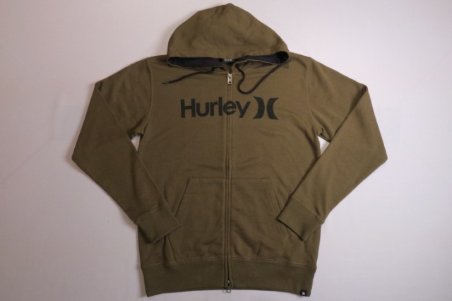 ハーレー ジップパーカー HURLEY定番パーカー h...