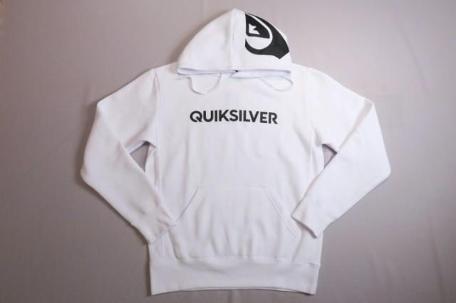 クイックシルバープルパーカー quiksilverパーカ...