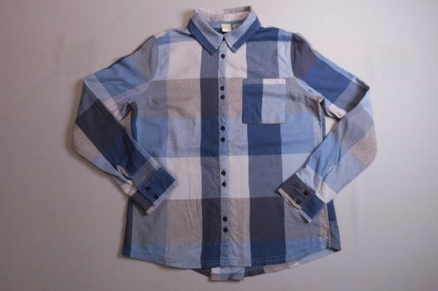ロキシー ネルシャツ roxyチェックシャツ ROXY...