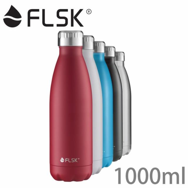 FLSK フラスク ボトル 1000ml/1L 【ボトル/水筒/...