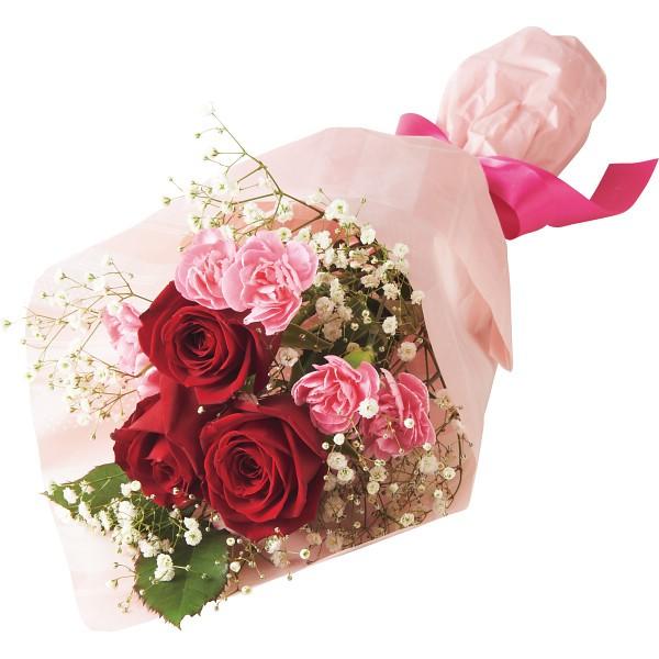 母の日 花 花束 送料無料 母の日 バラとスプレー...