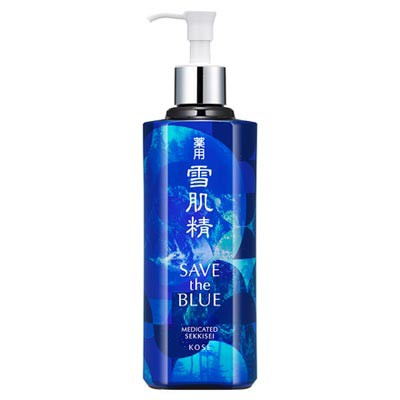 KOSE コーセー 薬用雪肌精 SAVE the BLUEデザイン...