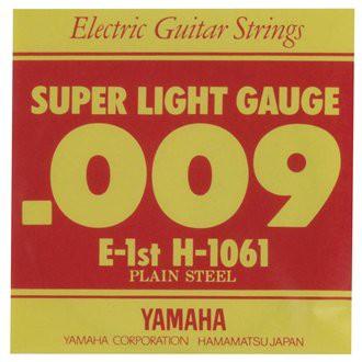YAMAHA/エレキギター弦バラ H-1061(1E)【ヤマハ】...
