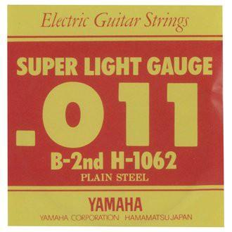 YAMAHA/エレキギター弦バラ H-1062(2B)【ヤマハ】...