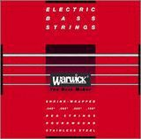 Warwick/ベース弦 Red Strings(stainless steel)...