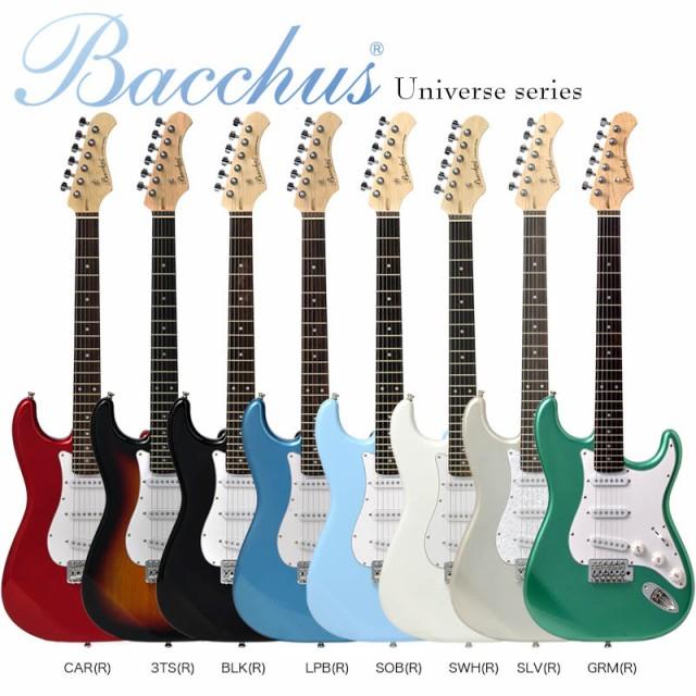 Bacchus/Universe Series エレキギターストラトタ...