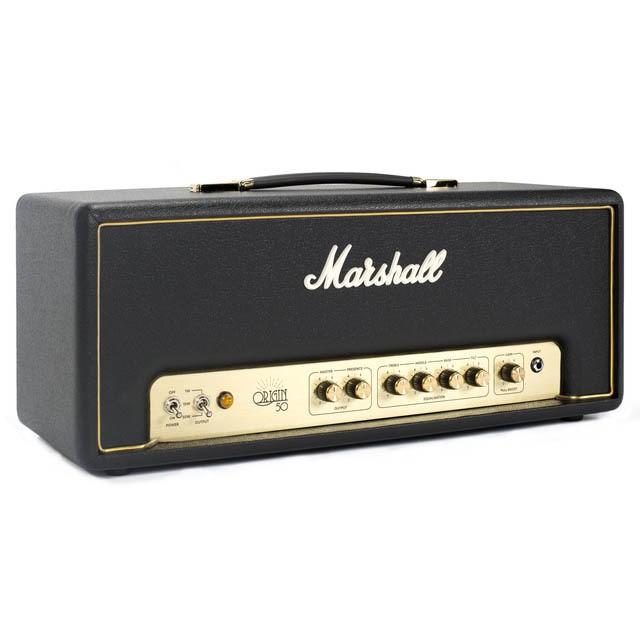 Marshall Origin50H 50W ギターアンプ(ヘッド)【...