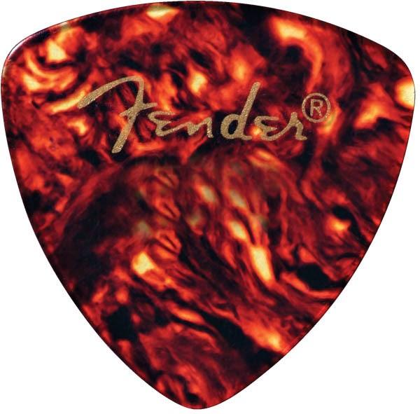 Fender/ピック 346 Shape Tortoise Shell 10枚【...