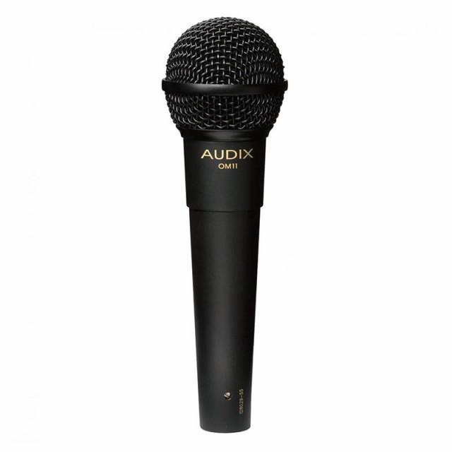 AUDIX OM11 ボーカル向けダイナミックマイク