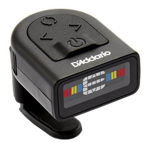 D'Addario New Micro Headstock Tuner PW-CT-12 ...