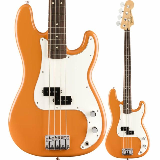 Fender Player Precision Bass Capri Orange Pau ...