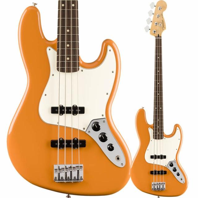 Fender Player Jazz Bass Capri Orange Pau Ferro...