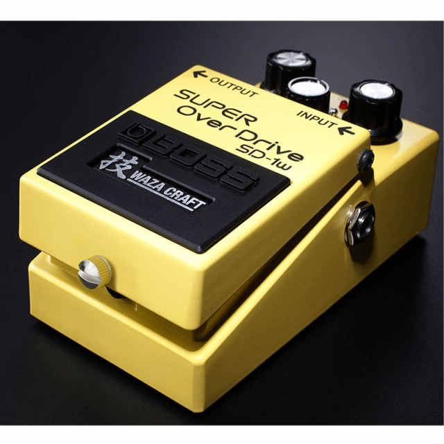 BOSS/WAZA CRAFTシリーズ SUPER OverDrive SD-1W...