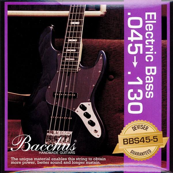 Bacchus/ベース弦 BBS45-5 5弦(045 / 065 / 085 ...