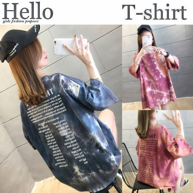 春新作 半袖tシャツ Tシャツ トップス カットソ...