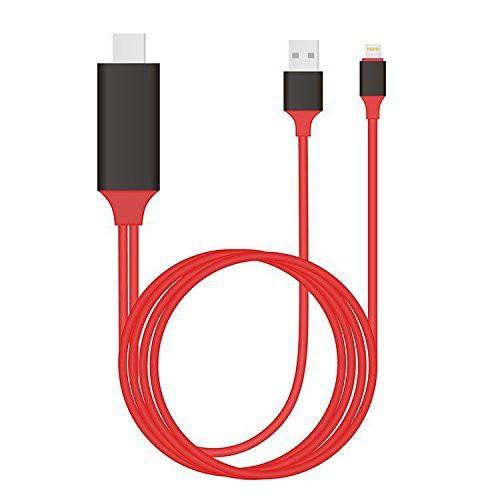 【送料無料】 Lightning to HDMI変換 ケーブル 10...