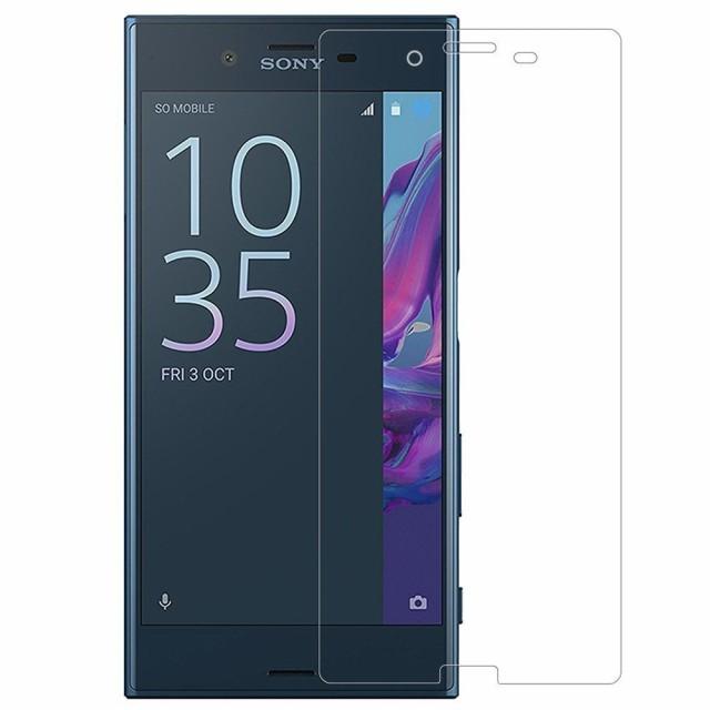 【送料無料】Sony Xperia XZ 強化ガラス 液晶保...