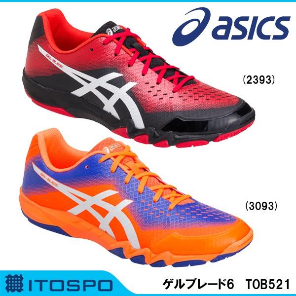 【メーカー】アシックス ゲルブレード6 TOB521(AB...