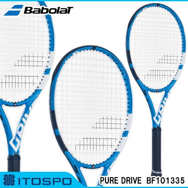 バボラ 硬式テニスラケット ピュアドライブ BF101...
