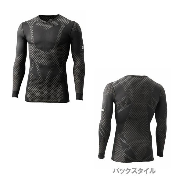 ヨネックス Vネック長袖シャツ STB-A1017(UNI)...