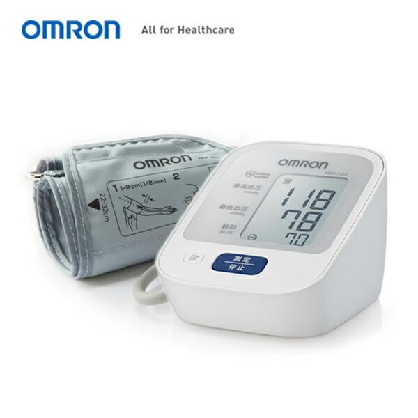 OMRON オムロン 血圧計 上腕式 血圧測定器 カフぴ...