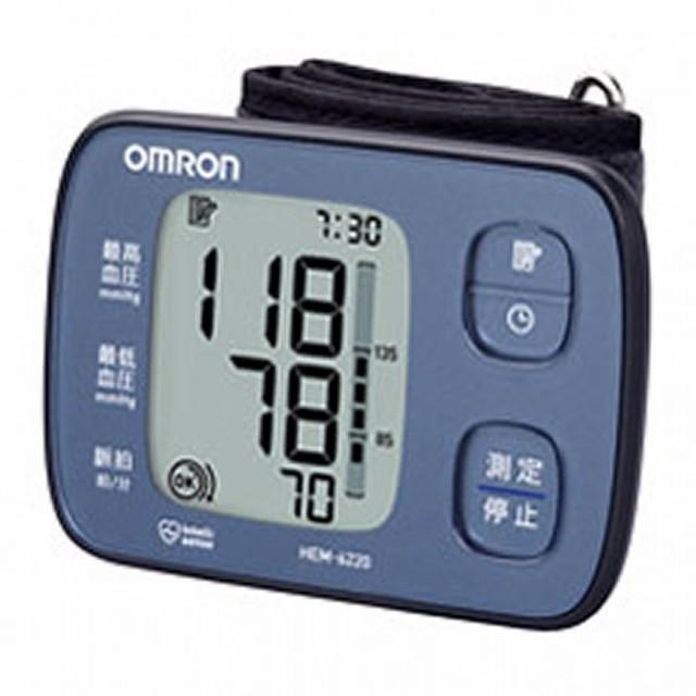 【即納・送料無料】オムロン 手首式血圧計 HEM-62...