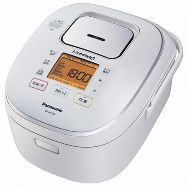【即納・送料無料】Panasonic IHジャー炊飯器 5.5...