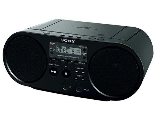 【即納・送料無料】SONY ソニー CDラジオ CDラジ...