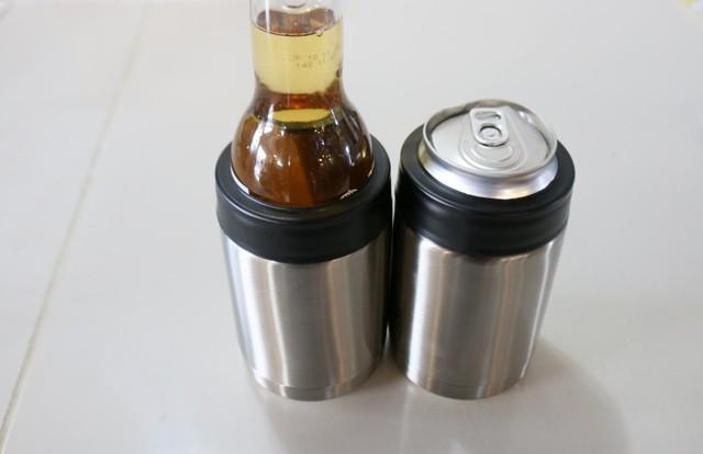 缶クーラー 究極の保冷力 缶ビール クージー