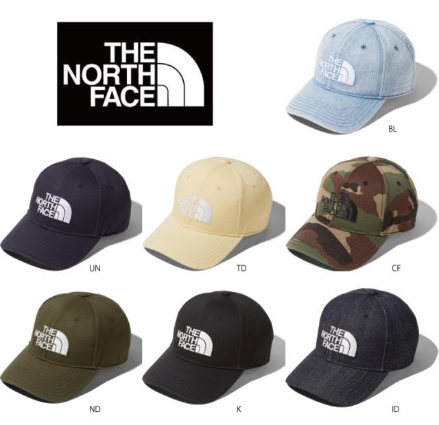 ノースフェイス TNFロゴキャップ NN02044 帽子...