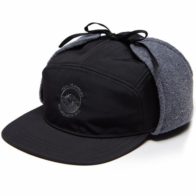 コール COAL Tracker Earflap 5 Panel Hat Cap ...