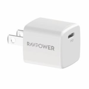 SUNVALLEY JAPAN RAVPower 20W USB-C 1ポート 急...
