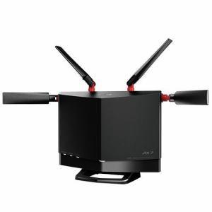 BUFFALO Wi-Fi6無線LANルーター AirStation WXR-5...