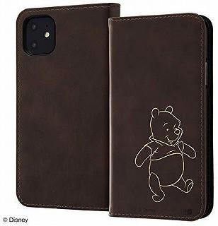 レイアウト iPhone 11用ディズニー 手帳ホットス...