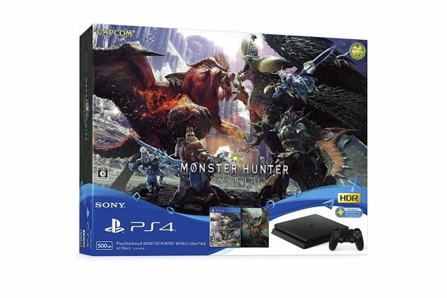PlayStation 4 MONSTER HUNTER: WORLD Value Pack...