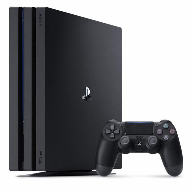 PlayStation 4 Pro ジェット・ブラック 1TB( CUH-...