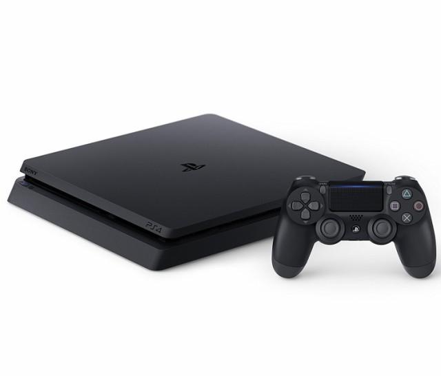 PlayStation 4 ジェット・ブラック 500GB (CUH-21...